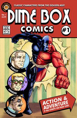 Dime Box Comics