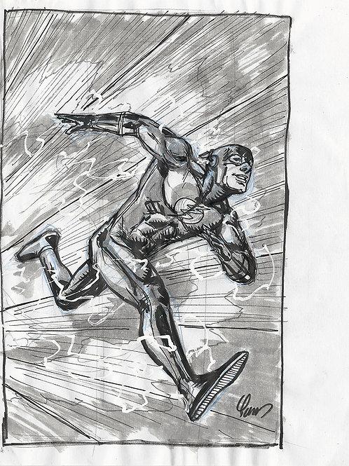 8.5x11 The Flash Prelim #2