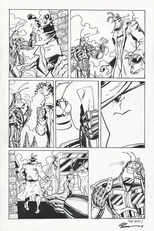 Tick P.I. Free Comic Day Page