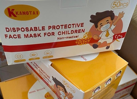 Children's Disposable Face Masks