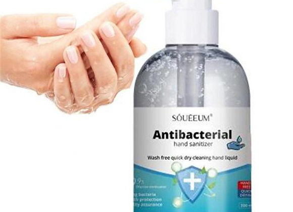 Antibacterial Gel Sanitizer 50ml Bottle