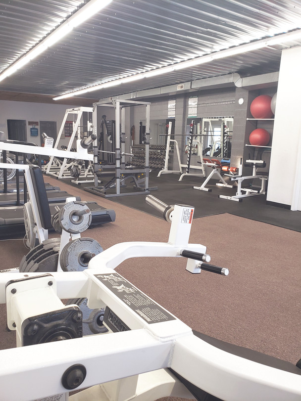 Local fitness center readies for New Year