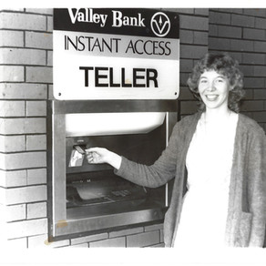 100th Anniversary of Valley Exchange Bank Lennox (1987)