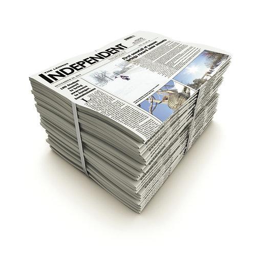 Lennox Independent Print