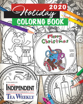Local students chosen as illustrators for coloring book