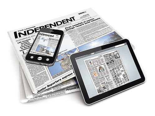 Lennox Independent Print & eEdition