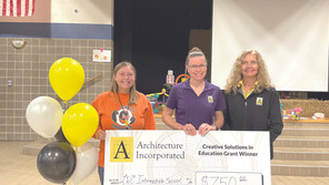 Worthing teacher receives grant from Architecture Incorporated