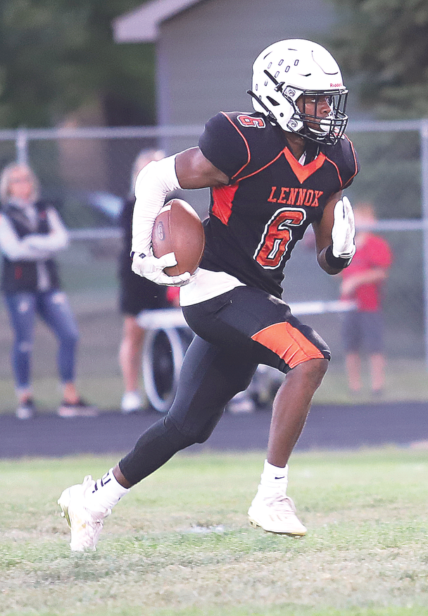 Orioles hold first home football game of the season
