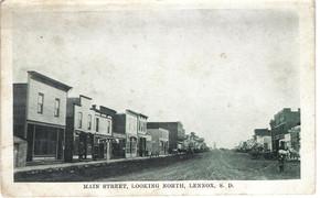 Historical photos of Lennox