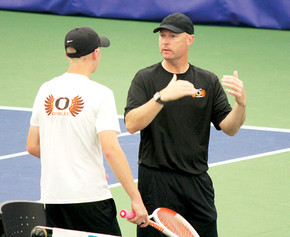 Plank named SD Tennis Coach of the Year