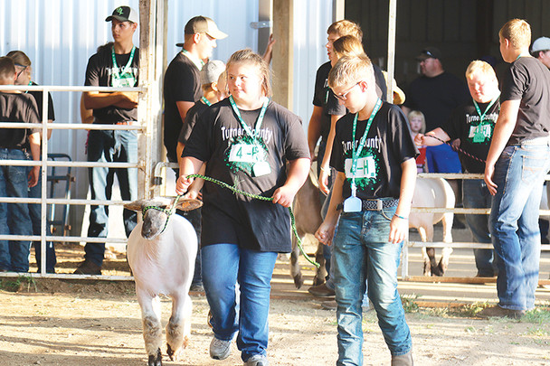 Turner County 4-H'ers  help others through iLead