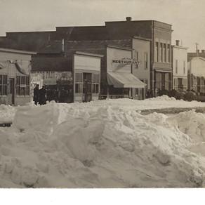 Lennox Main Street Photos thru the Years