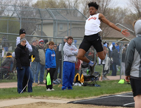 LHS athletes find early success on the track