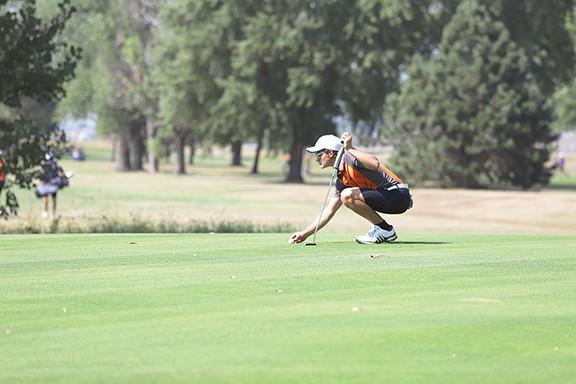 Golfers continue success, win home Triangular