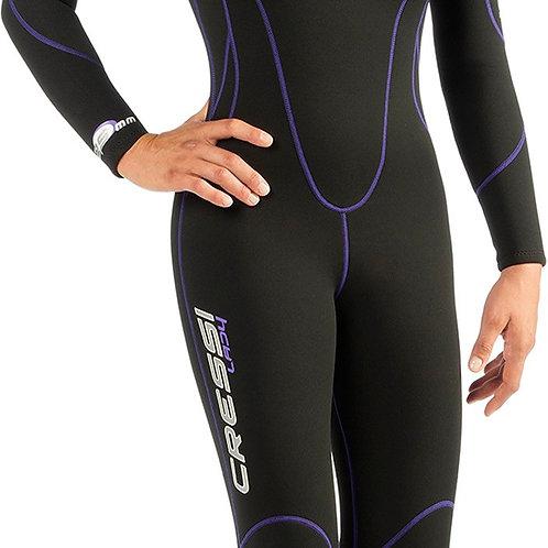 Wetsuit Maya Cressi 2.5 mm Lady