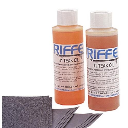 Aceite Riffe para Arpones de Madera