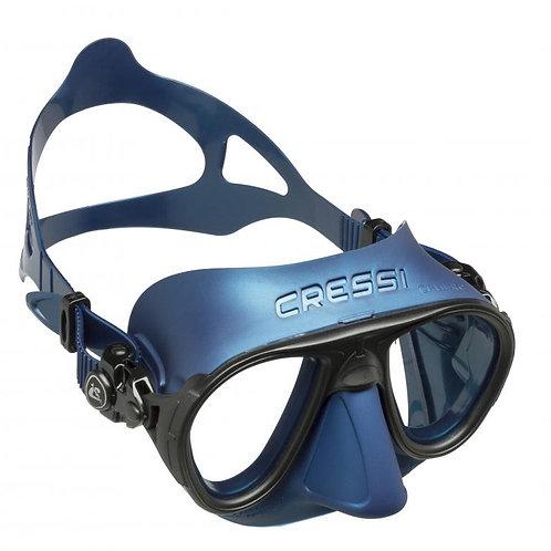 Visor calibro azul Cressi