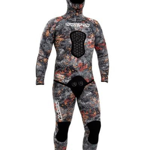 Wetsuit Spearpro Deep Passion Grey 3mm