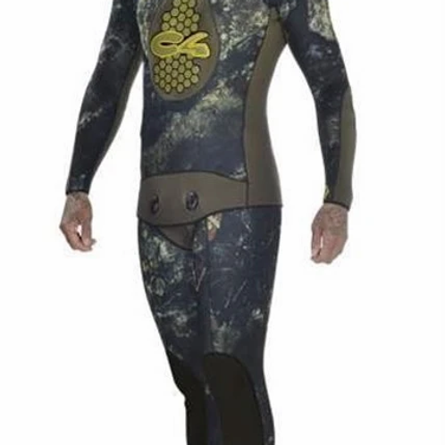 Wetsuit Extreme camo 3mm C4