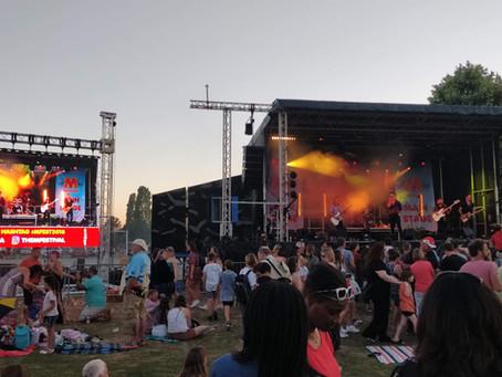 BIG Screens - Music Festivals