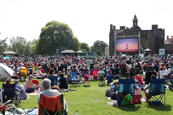 Outdoor Cinema Hire