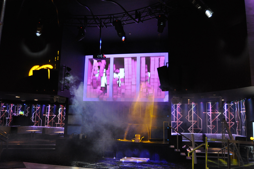Projection Mapping Installs