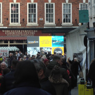 High-Footfall Event Advertising