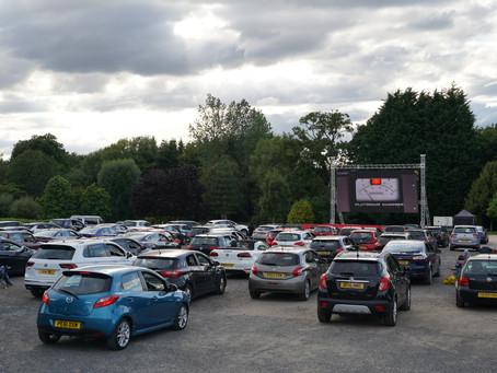 Covid-19 | Drive-In Cinema & Outdoor Cinema Events