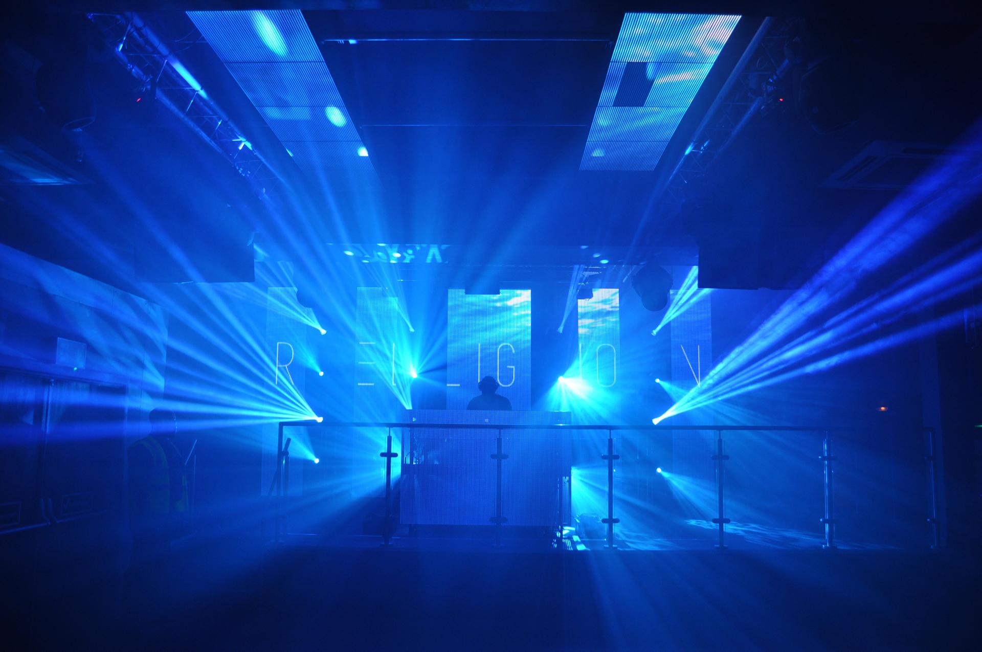 Nightclub LED Video Screen