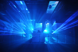 Nightclub LED Video Screen