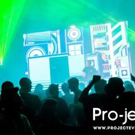LED Video Wall Nightclub