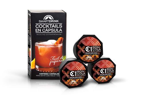 Tri Pack - 3 Cápsulas Cuba Chic