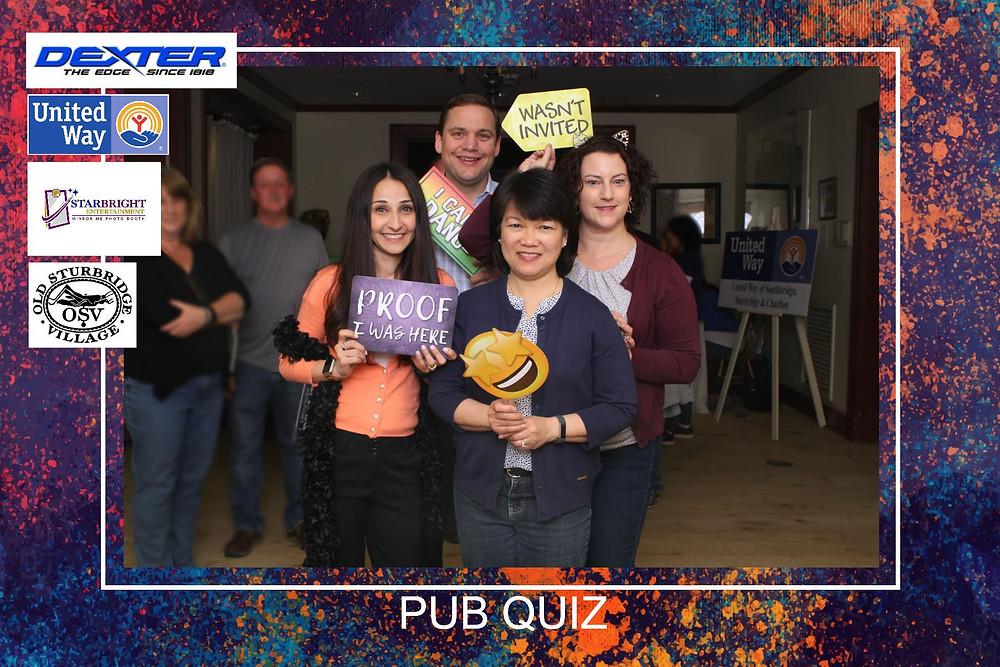 Pub Quiz Team 6