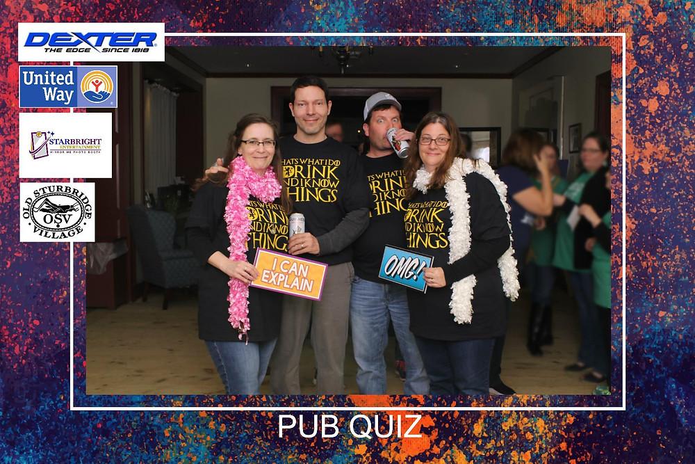 Pub Quiz Team 3