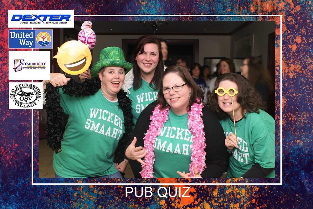 Pub Quiz Team 5