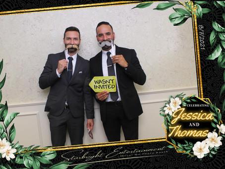 Weddings! It's what we do...