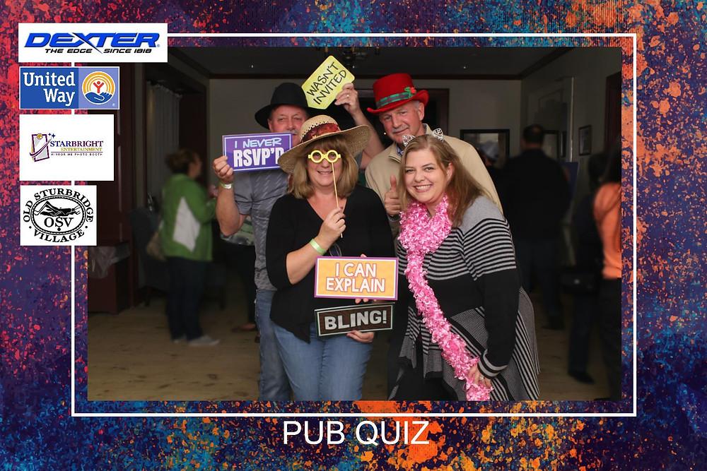 Pub Quiz Team 4