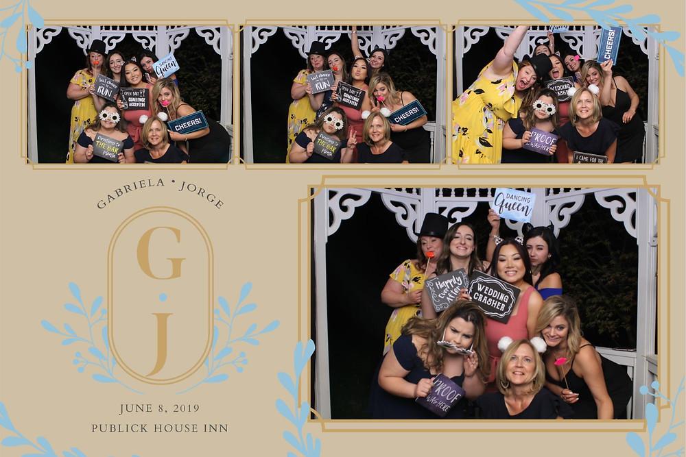 seven ladies