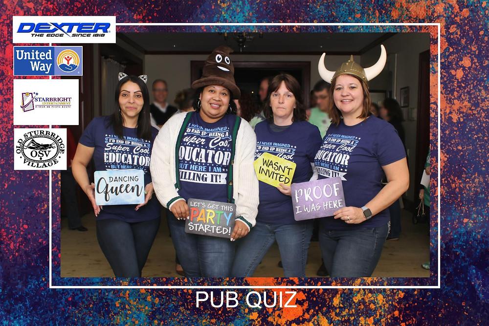 Pub Quiz Team 2
