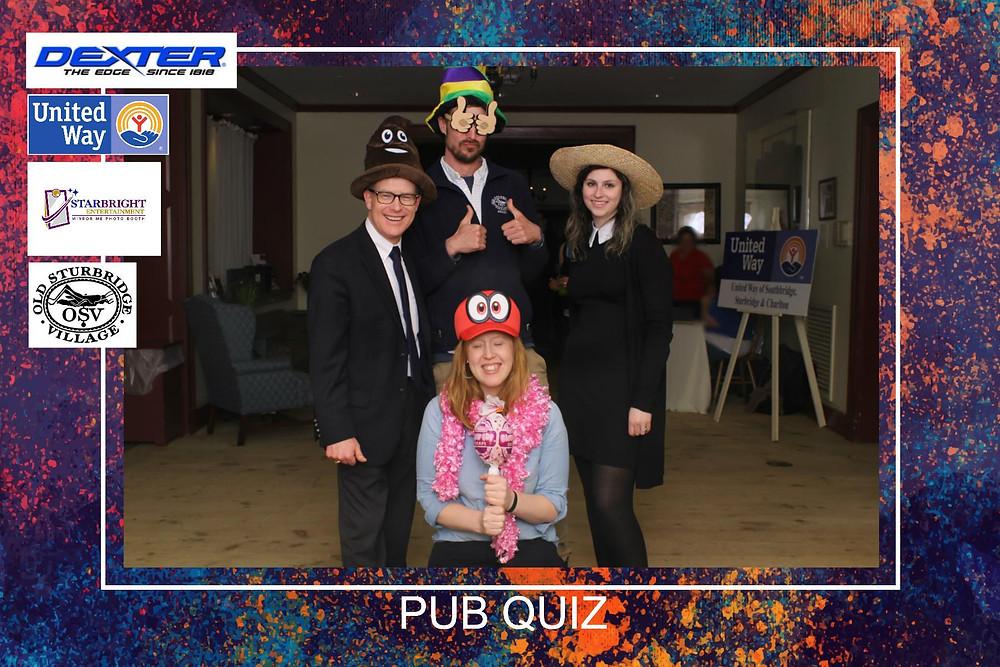 Pub Quiz Team 8