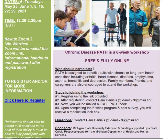 FREE Chronic Disease PATH Series