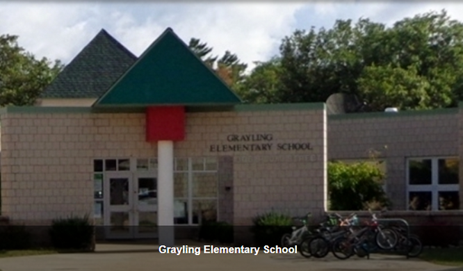 Grayling Elementary earns Silver School Wellness Award