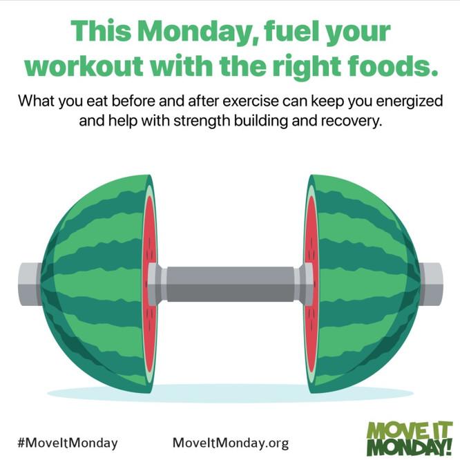 #HealthyMondayRefresh 3.01.2021