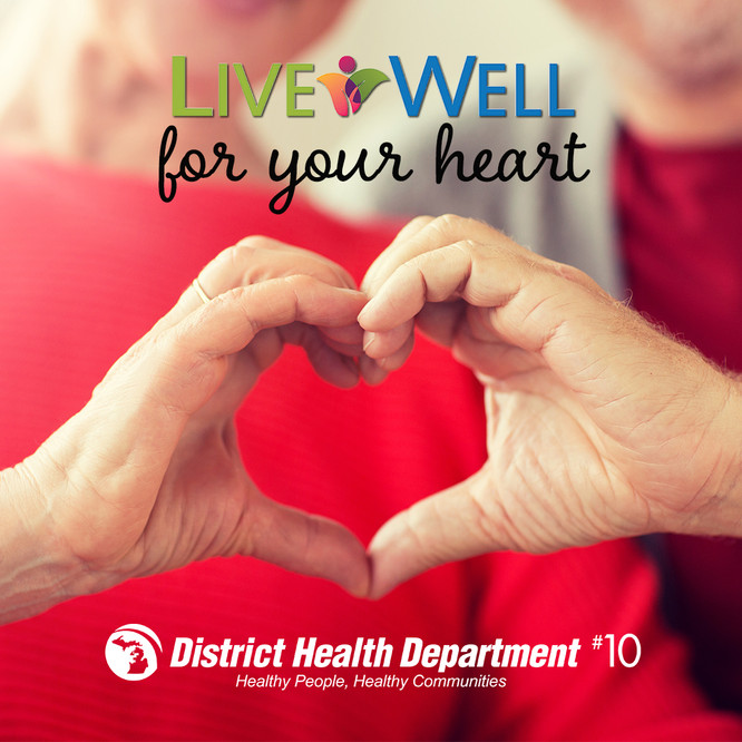 LiveWell for Your Heart