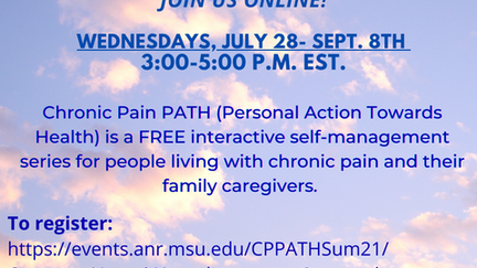 Discover the Chronic Pain PATH