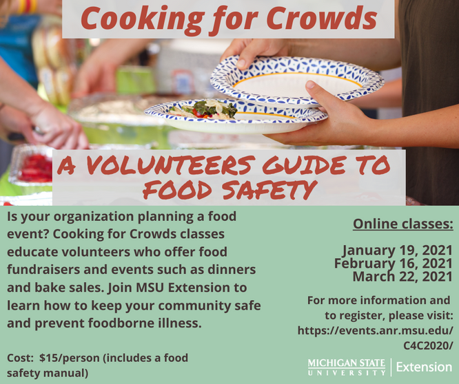 'Cooking for Crowds'