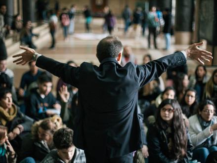Participación ciudadana: una herramienta en la lucha contra los usurpadores de la democracia