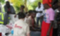 Kansainvälinen avustustyö Humanitäärinen avustustyö Kehitysapu Ensiapu Johanniitat Ensihoito Ambulanssi Sairaala Maltanritarit