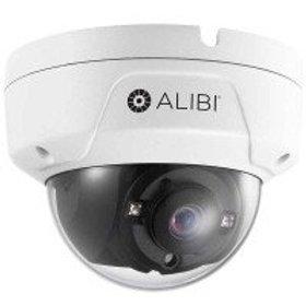 Alibi 2.0 Megapixel HD-TVI 65' IR WDR Outdoor Vandalproof Dome Security Camera