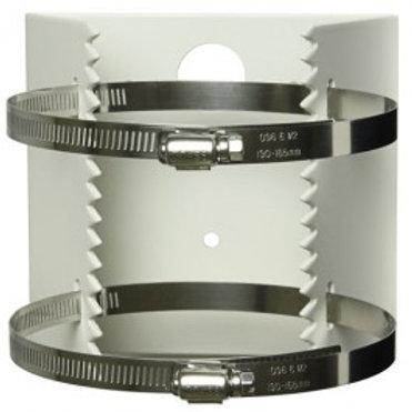 Pole Mount Adapter - Network IP PTZ Camera, White